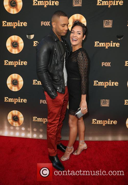 Trai Byers and Grace Gealey 11