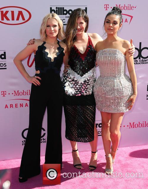 Kristen Bell, Kathryn Hahn and Mila Kunis 2