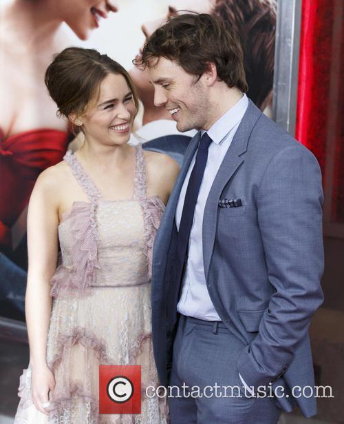 Emilia Clarke and Sam Claflin 2