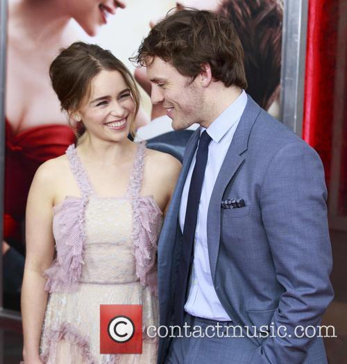 Emilia Clarke and Sam Claflin 3
