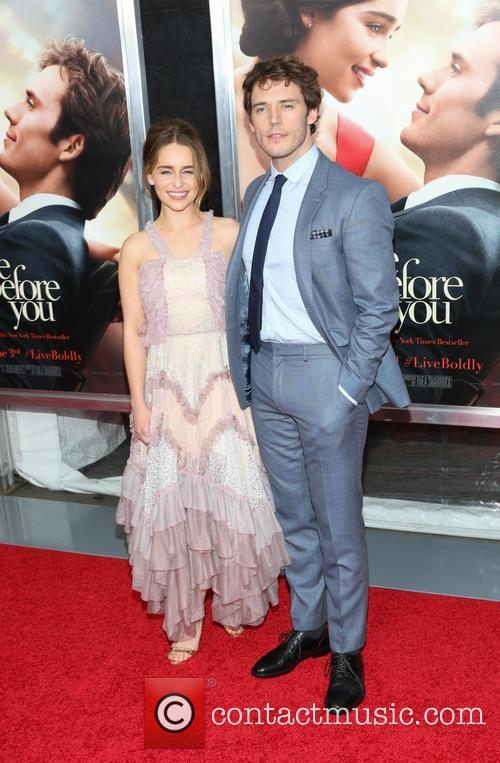 Sam Claflin and Emilia Clarke 2