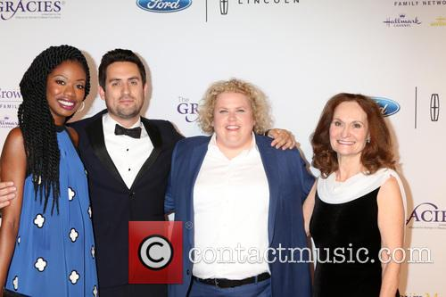 Xosha Roquemore, Ed Weeks, Fortune Feimster and Beth Grant