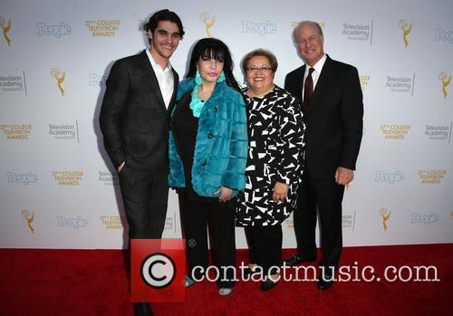 Rj Mitte, Loreen Arbus, Norma Provencio Pichardo and Bob Cook 7