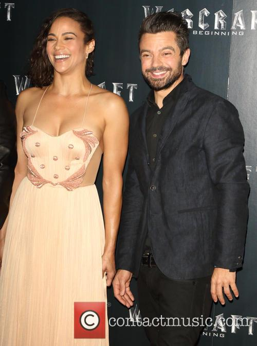 Paula Patton and Dominic Cooper