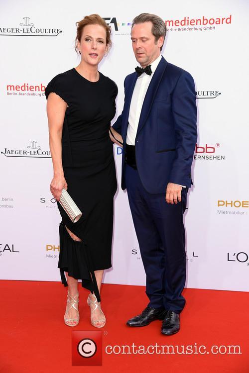 Claudia Michelsen and Matthias Matschke 1