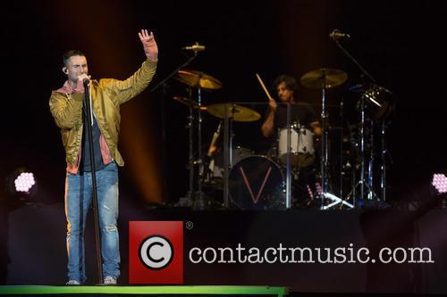 Adam Levine, Matt Flynn and Maroon 5 3