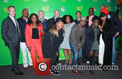 Queen Latifah, Ne-yo, Shanice Williams, David Alan Grier and Elijah Kelley 3