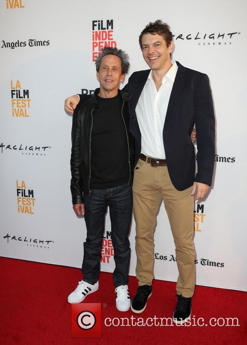 Brian Grazer and Jason Blum