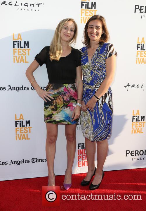 Eve Marson and Sara Goldblatt 1