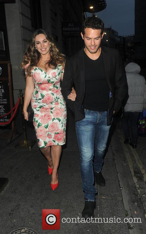 Kelly Brook and Jeremy Parisi 3