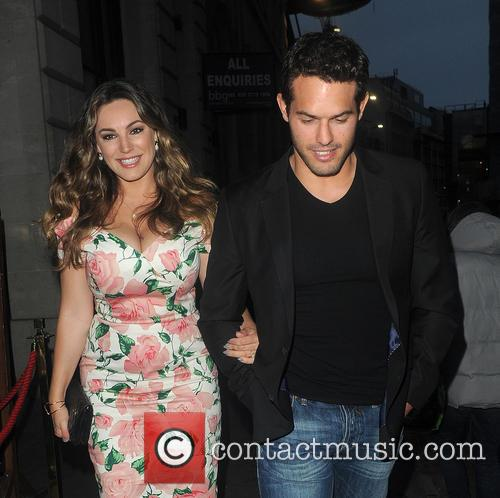 Kelly Brook and Jeremy Parisi 4