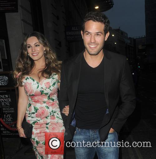 Kelly Brook and Jeremy Parisi 6