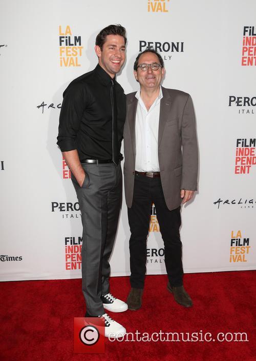 John Krasinski and Michael Barker 8