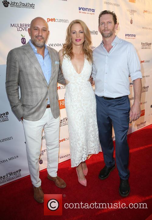 Jeff Wachtel, Alison Eastwood and Stacy Poitras 1