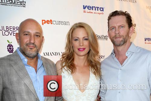 Jeff Wachtel, Alison Eastwood and Stacy Poitras 2