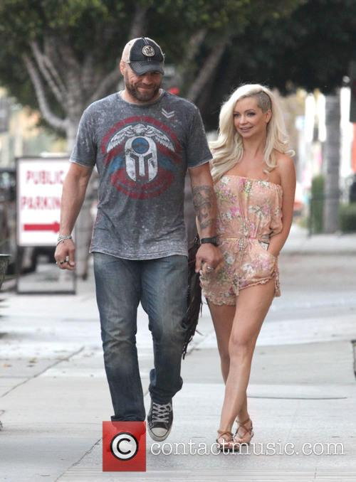 Randy Couture and Mindy Robinson 1
