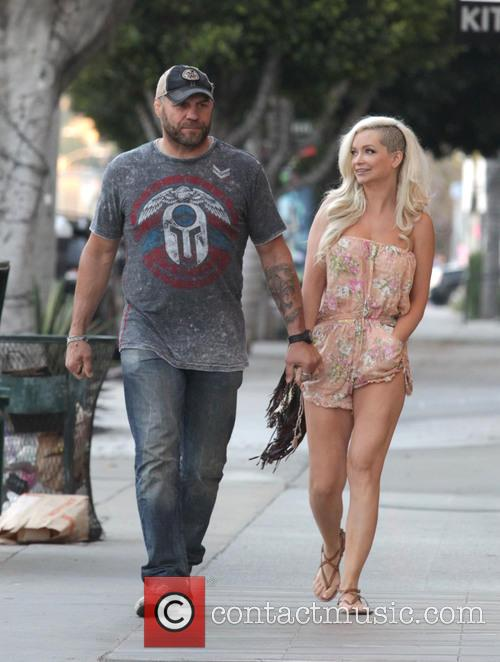 Randy Couture and Mindy Robinson 6