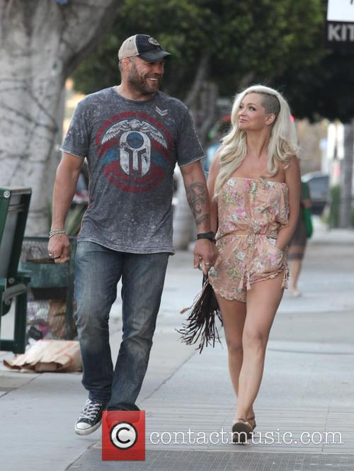 Randy Couture and Mindy Robinson 9