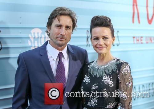 Luke Wilson and Carla Gugino 3