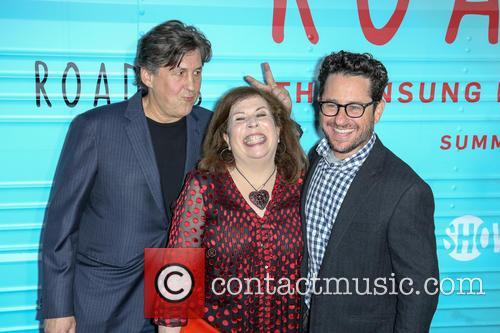 Cameron Crowe, Winnie Holzman and J.j. Abrams 4