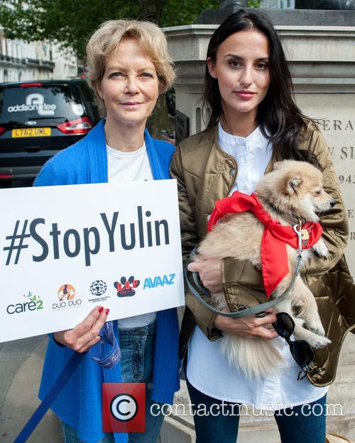 Jenny Seagrove and Lucy Watson 3