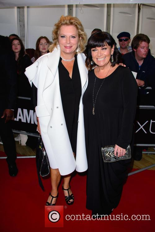 Jennifer Saunders and Dawn French 5