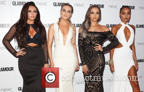 Little Mix, Jesy Nelson, Perrie Edwards, Jade Thirlwall and Leigh Anne Pinnock