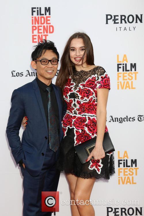 James Wan and Ingrid Bisu 2
