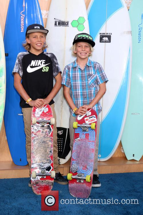 Keegan Palmer and Brother