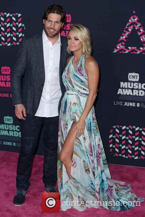 Mike Fisher and Carrie Underwood 7