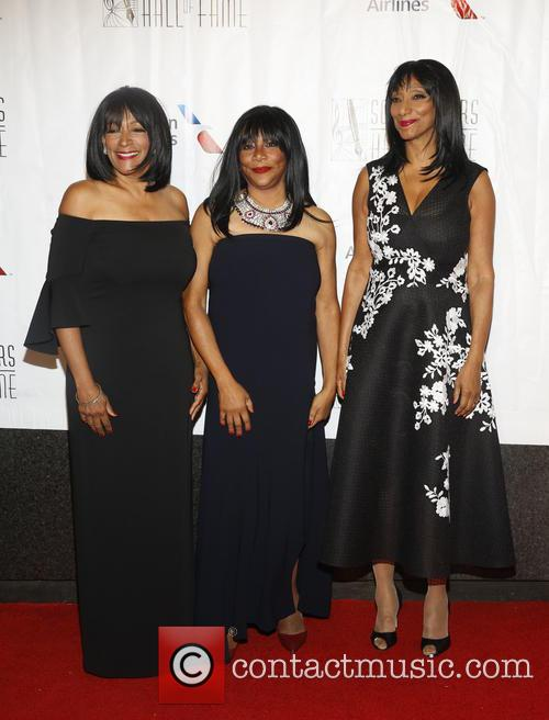 Sister Sledge, Debbie Sledge, Joni Sledge and Kim Sledge