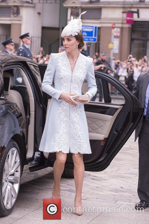 Catherine and Duchess Of Cambridge 1