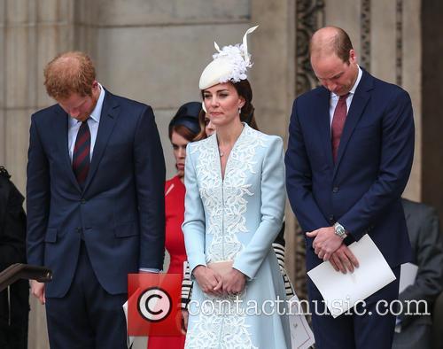 Prince Harry, Catherine Duchess Of Cambridge, Kate Middleton, Prince William and Duke Of Cambridge 1