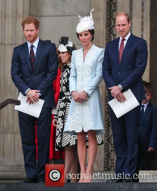 Prince Harry, Catherine Duchess Of Cambridge, Kate Middleton, Prince William and Duke Of Cambridge 2