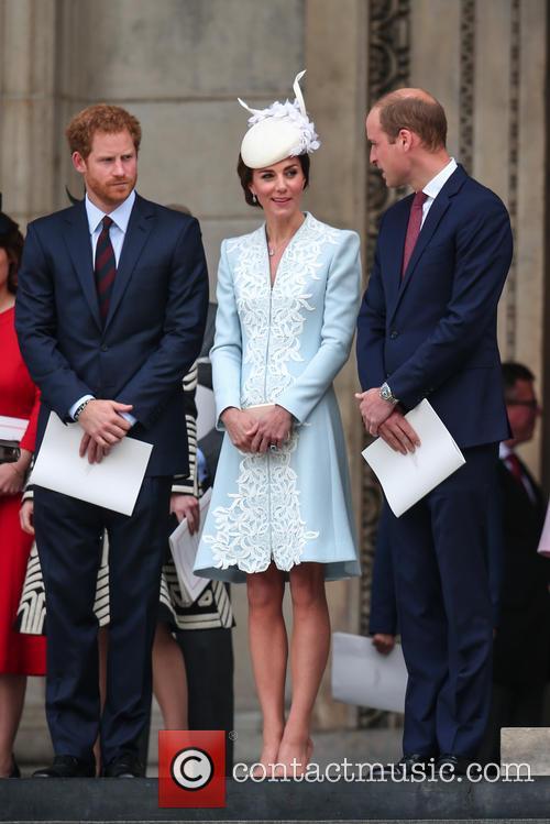 Prince Harry, Catherine Duchess Of Cambridge, Kate Middleton, Prince William and Duke Of Cambridge 3