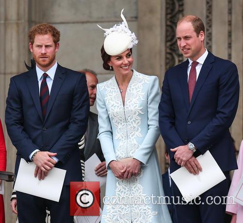 Prince Harry, Catherine Duchess Of Cambridge, Kate Middleton, Prince William and Duke Of Cambridge 4