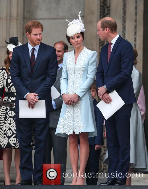 Prince Harry, Catherine Duchess Of Cambridge, Kate Middleton, Prince William and Duke Of Cambridge 6