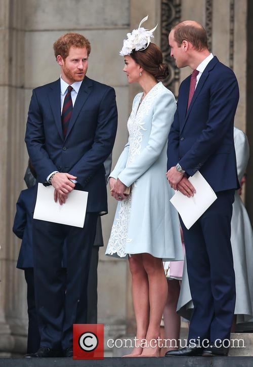 Prince Harry, Catherine Duchess Of Cambridge, Kate Middleton, Prince William and Duke Of Cambridge 7
