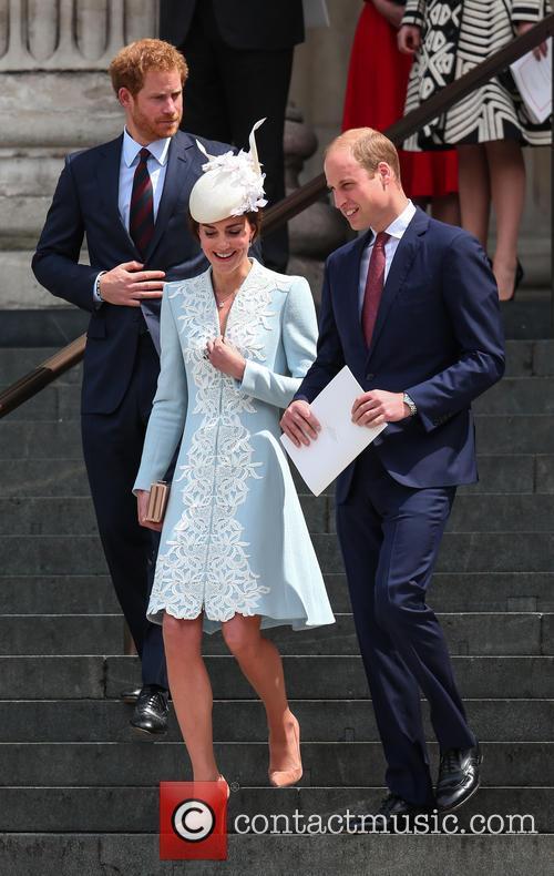Prince Harry, Catherine Duchess Of Cambridge, Kate Middleton, Prince William and Duke Of Cambridge 9