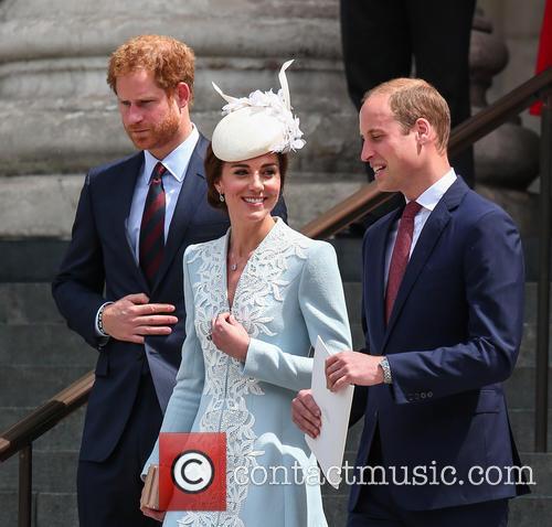 Prince Harry, Catherine Duchess Of Cambridge, Kate Middleton, Prince William and Duke Of Cambridge 10
