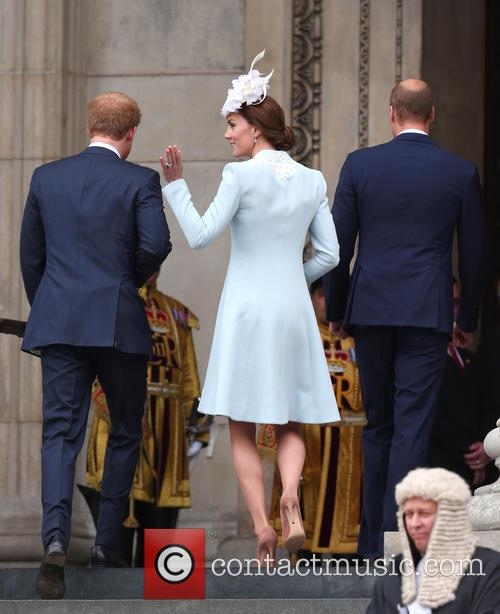 Prince Harry, Catherine, Duchess Of Cambridge, Prince William and Duke Of Cambridge 2
