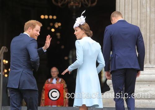 Prince Harry, Catherine, Duchess Of Cambridge, Prince William and Duke Of Cambridge 5