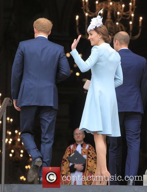 Prince Harry, Catherine, Duchess Of Cambridge, Prince William and Duke Of Cambridge 8