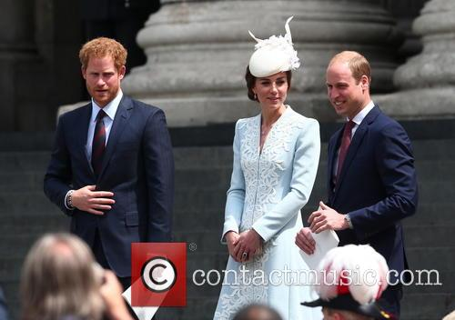 Prince Harry, Catherine, Duchess Of Cambridge, Prince William and Duke Of Cambridge 9