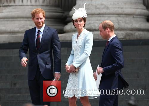 Prince Harry, Catherine, Duchess Of Cambridge, Prince William and Duke Of Cambridge 10