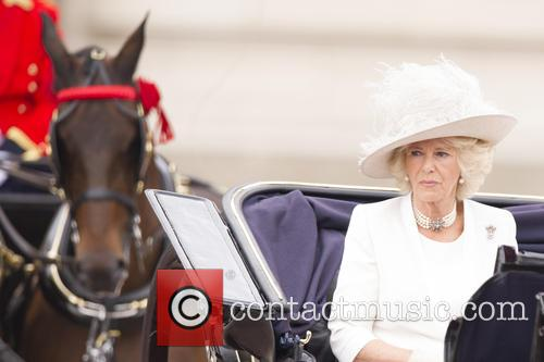 Camilla The Duchess Of Cornwall 4