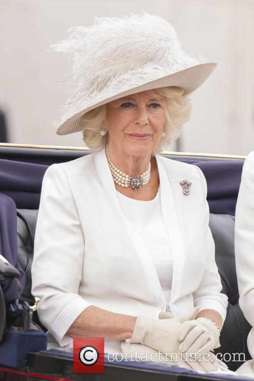 Camilla The Duchess Of Cornwall 5