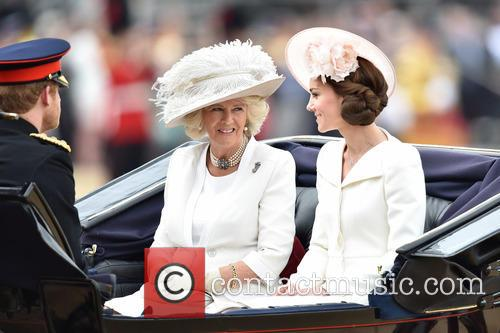 Camilla, Duchess Of Cornwall, Catherine, Duchess Of Cambridge, Kate Middleton and Catherine Middleton 2