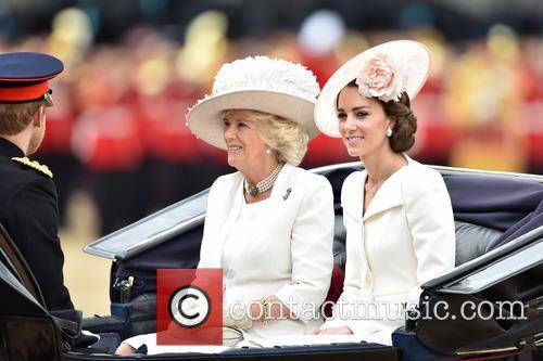 Camilla, Duchess Of Cornwall, Catherine, Duchess Of Cambridge, Kate Middleton and Catherine Middleton 3