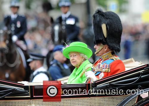 Hrh The Queen and Duke Of Edinburgh 10